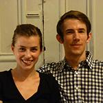 Kasia Wisniewski & Nicholas Foley