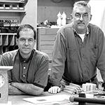 John and Mark Schlabaugh
