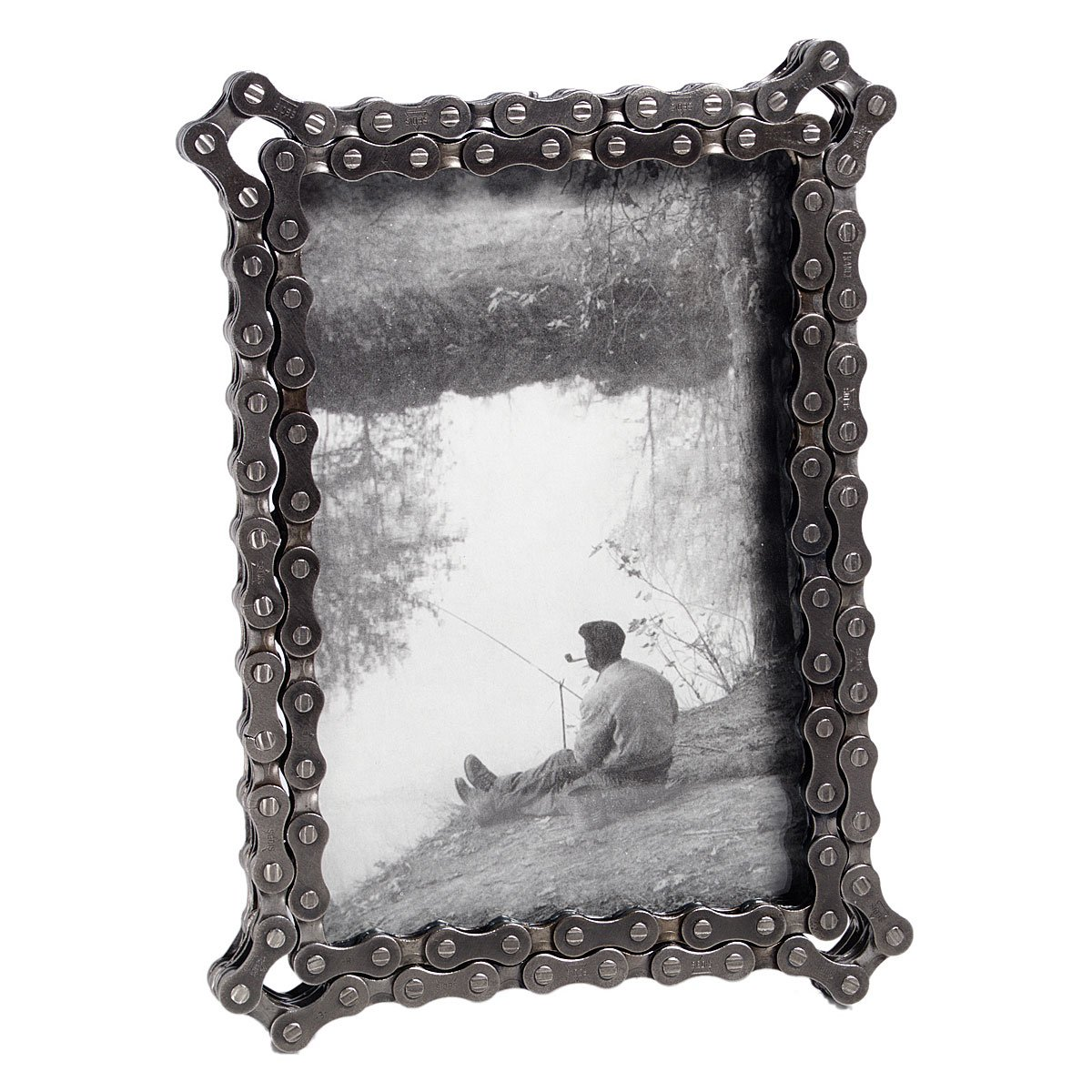 Bike Chain Frame Bicycle Chain Picture Frame Uncommongoods