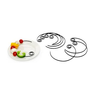 Circle Kabob Set of 8