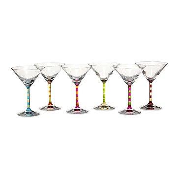 Capri Martini Glasses