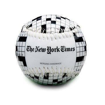 Crossword Puzzle Baseball