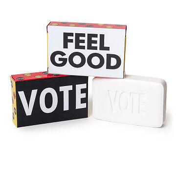 Vote Soap - Set of 2