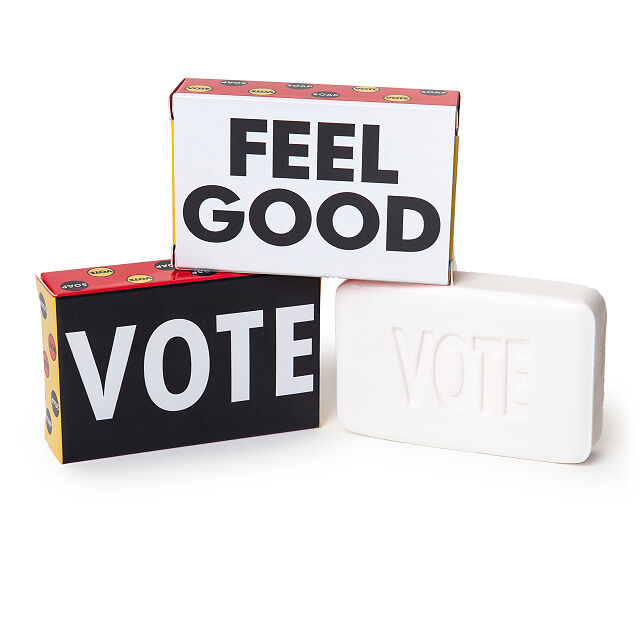 Vote Soap - Set of 2