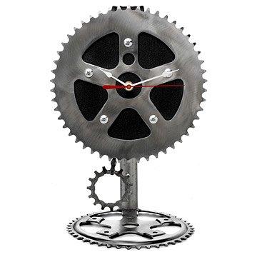 Recycled Desk Pendulum Clock