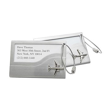 airplane luggage tags