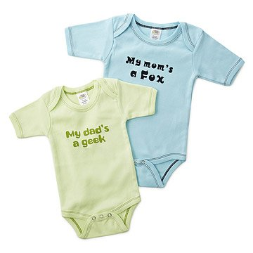 Parental Commentary Babysuit