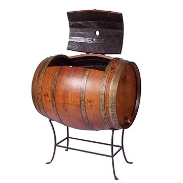 Recycled Wine Barrel Cooler