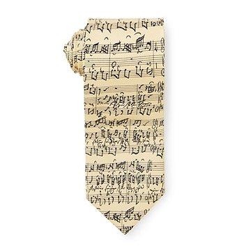 Bach By Bach Tie