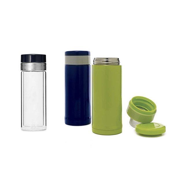 Stainless Steel Tea Tumbler