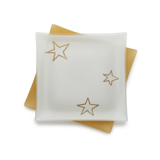 Plates With Purpose - Stars Platter