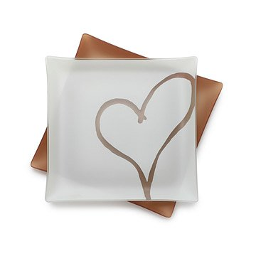 Plates With Purpose - Heart Platter