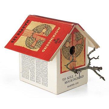 Mockingbird Birdhouse