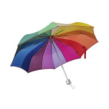 Color Spectrum Travel Umbrella