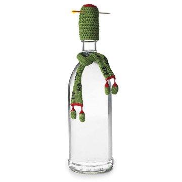 Hand Knit Bottle Topper