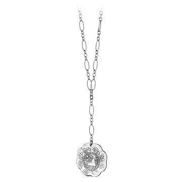 Tibetan Lion Necklace