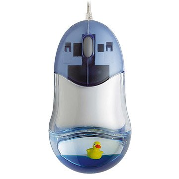 Optical Computer Mouse - Rubber Ducky