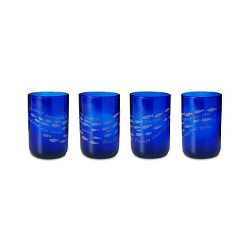 Protect Our Water Glasses - Set Of 4