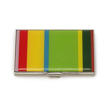 Gene Meyer Striped Card Case