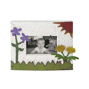 Reclaimed Wood & Tin Sunshine Frame