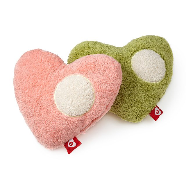 Beating Heart Pillows