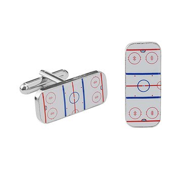 Hockey Cufflinks