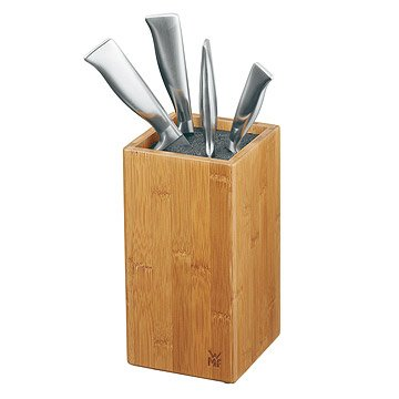 Flexible Wooden Knife Block