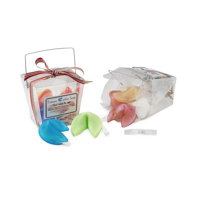 Fortune Cookie Soap Sets