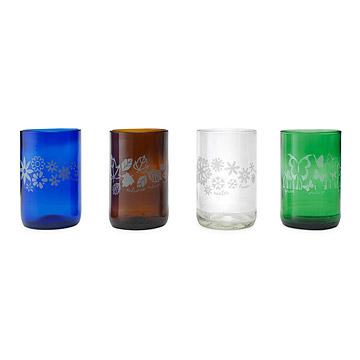 Four Seasons Glass Set