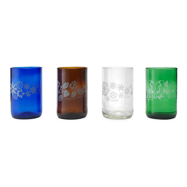 Four Seasons Glass Set