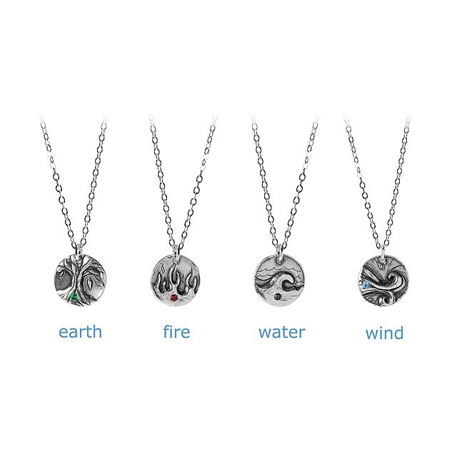 Elements Necklace