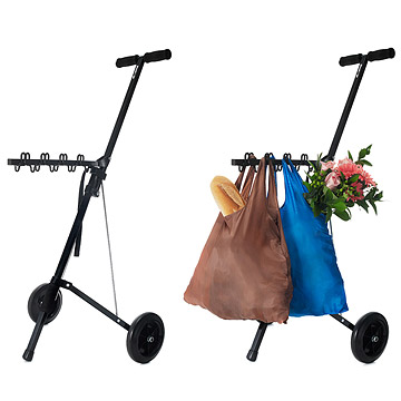 Hook & Go Shopping Cart with Chico Bags