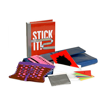 Stick It! (99 DIY Duct Tape Projects)