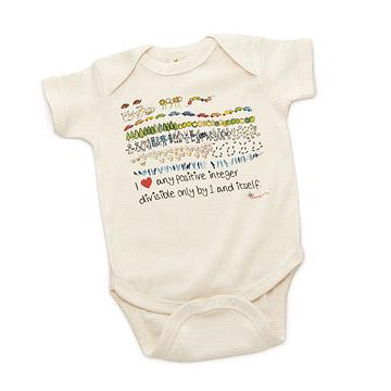 Prime Number Babysuit