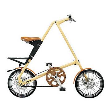 Strida 5.0 Cream Bike