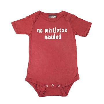 Mistletoe Babysuit