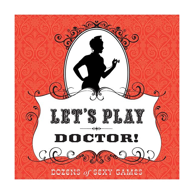 Let's Play Doctor!  Games for Adults