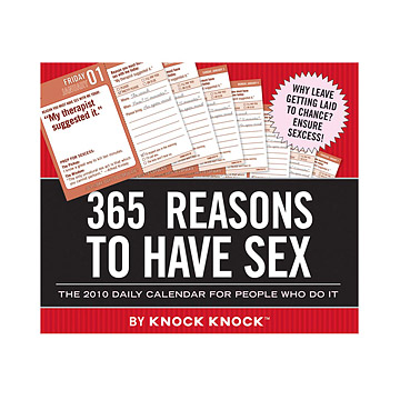 365 Reasons to Have Sex