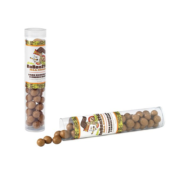 Roboostas: Chocolate Coffee Bean Candy
