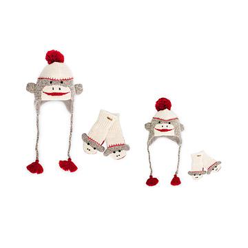 Sock Monkey Accessories for Adults   Kids  ecc318549a9a