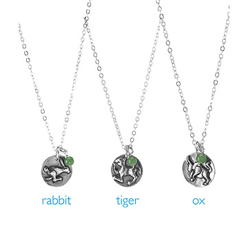 Chinese Zodiac Necklaces