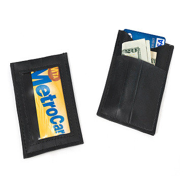 Recycled Bike Tube Night Out Card Case