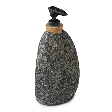 Sea Stone Soap Dispenser