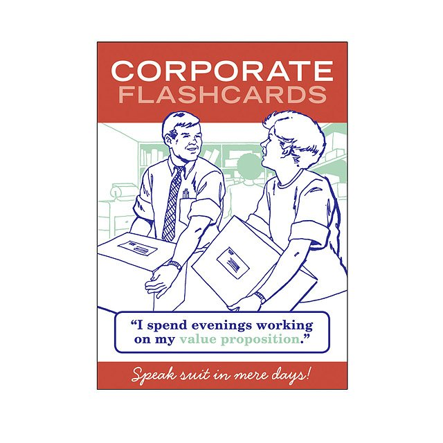 Corporate Slang Flashcards