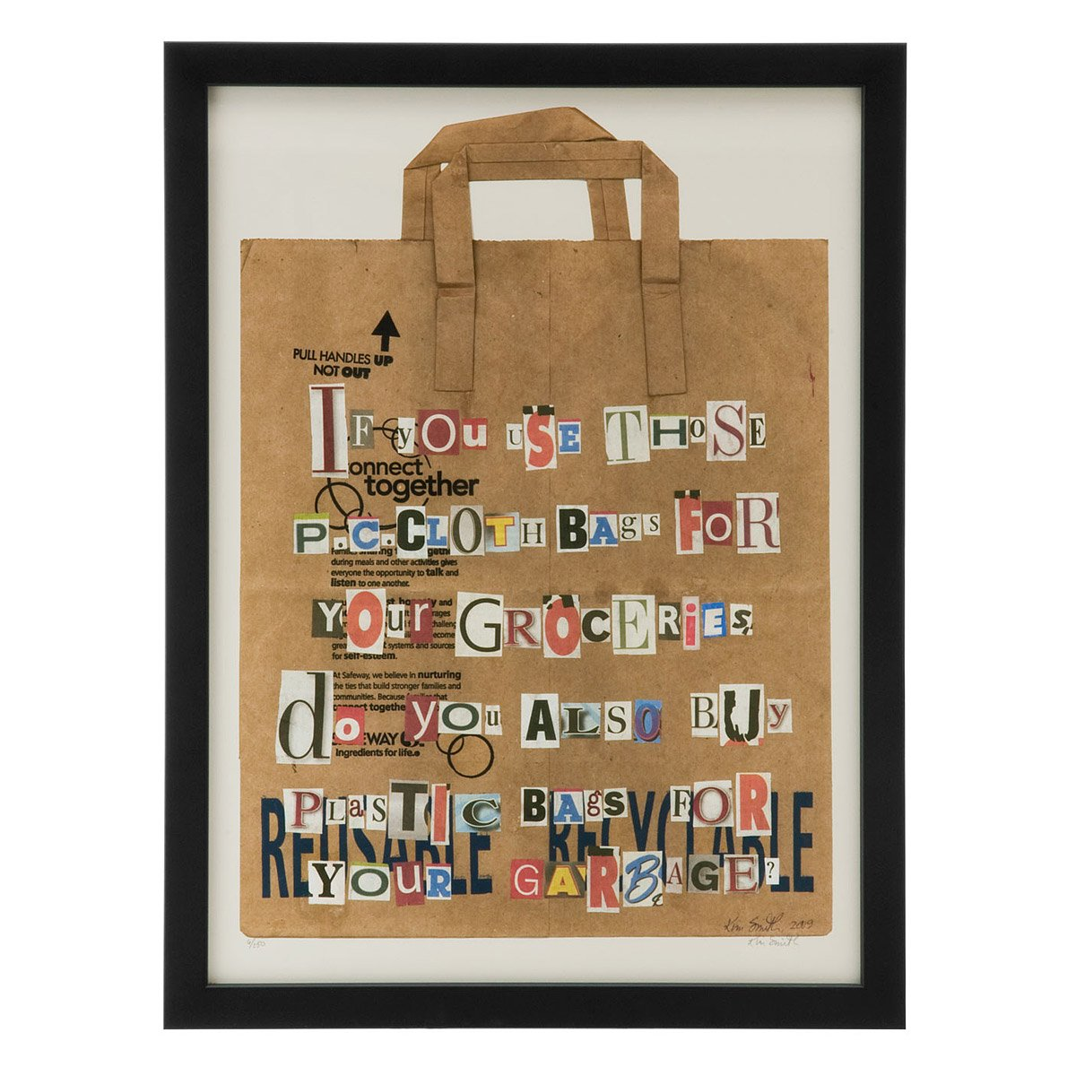 Paper Bag | Papers, Bags, Grocery, Recycle, Artwork, Collage ...