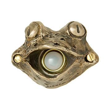 Frog Doorbell Cover