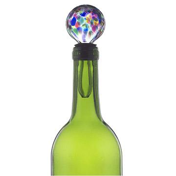 Glass Wine Stopper