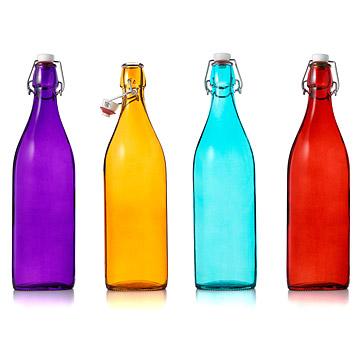 Italian Glass Bottles