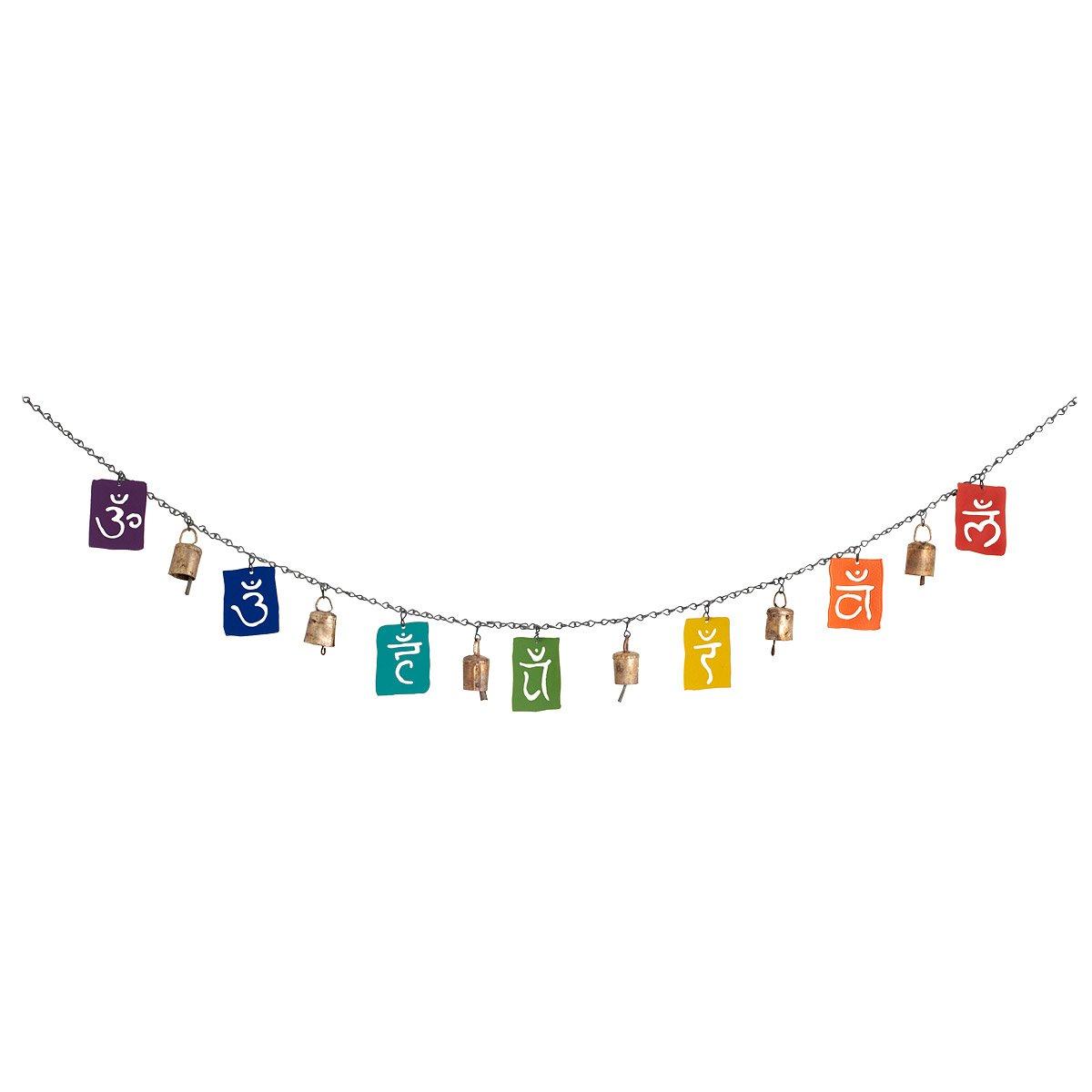 Chakra Flags Chime