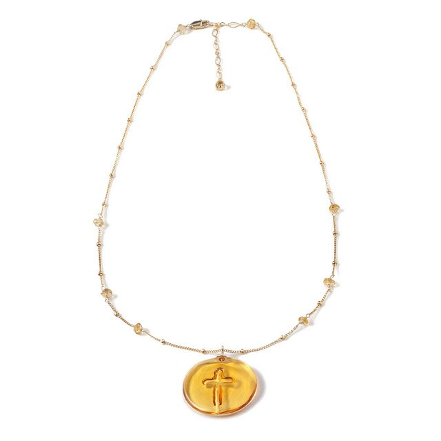 Spirituality Necklace: Christianity